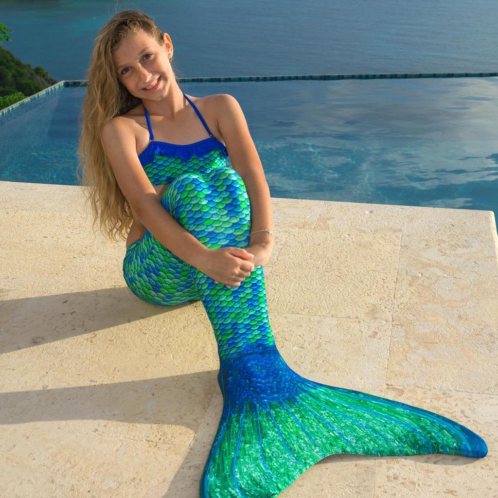 swimmable mermaid tail 3