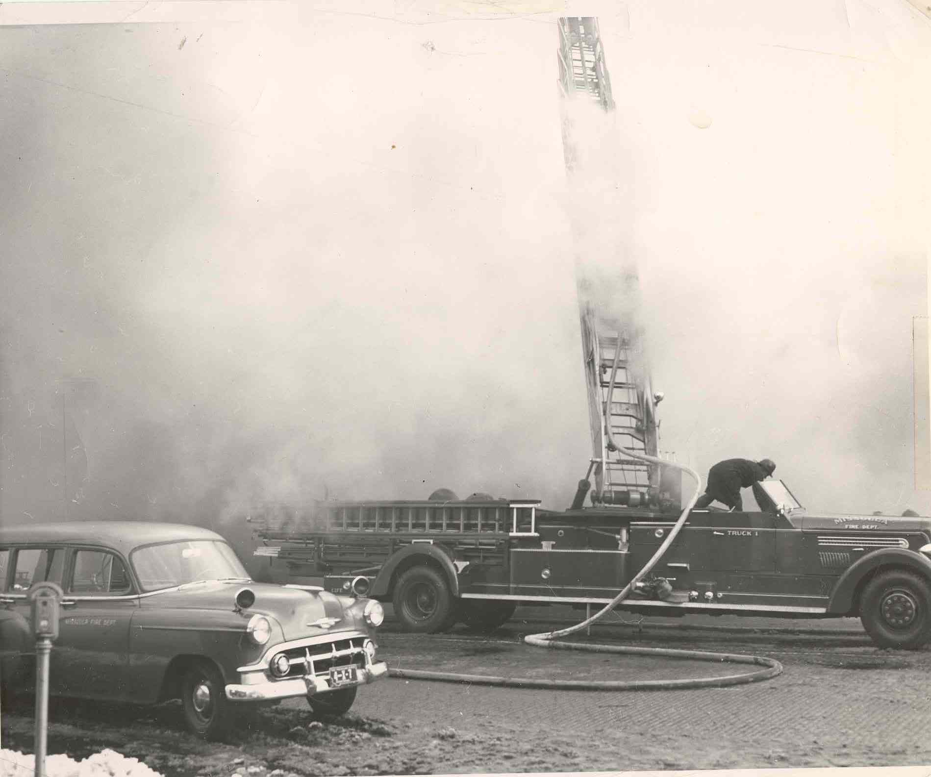 Ormeshers Fire-12/30/1951